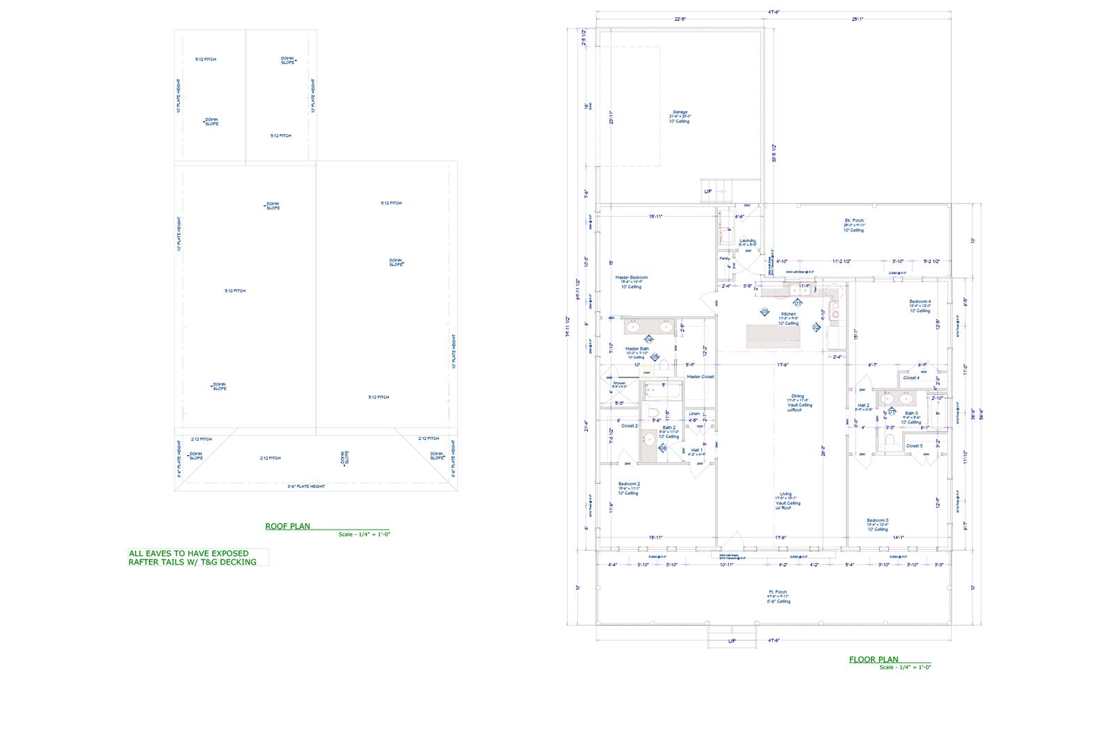 Hawthorn Floorplan